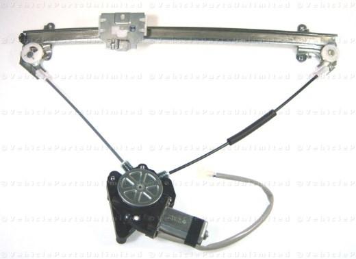Buy 89 thru 98 window power regulator right fits suzuki for 1995 geo tracker window regulator